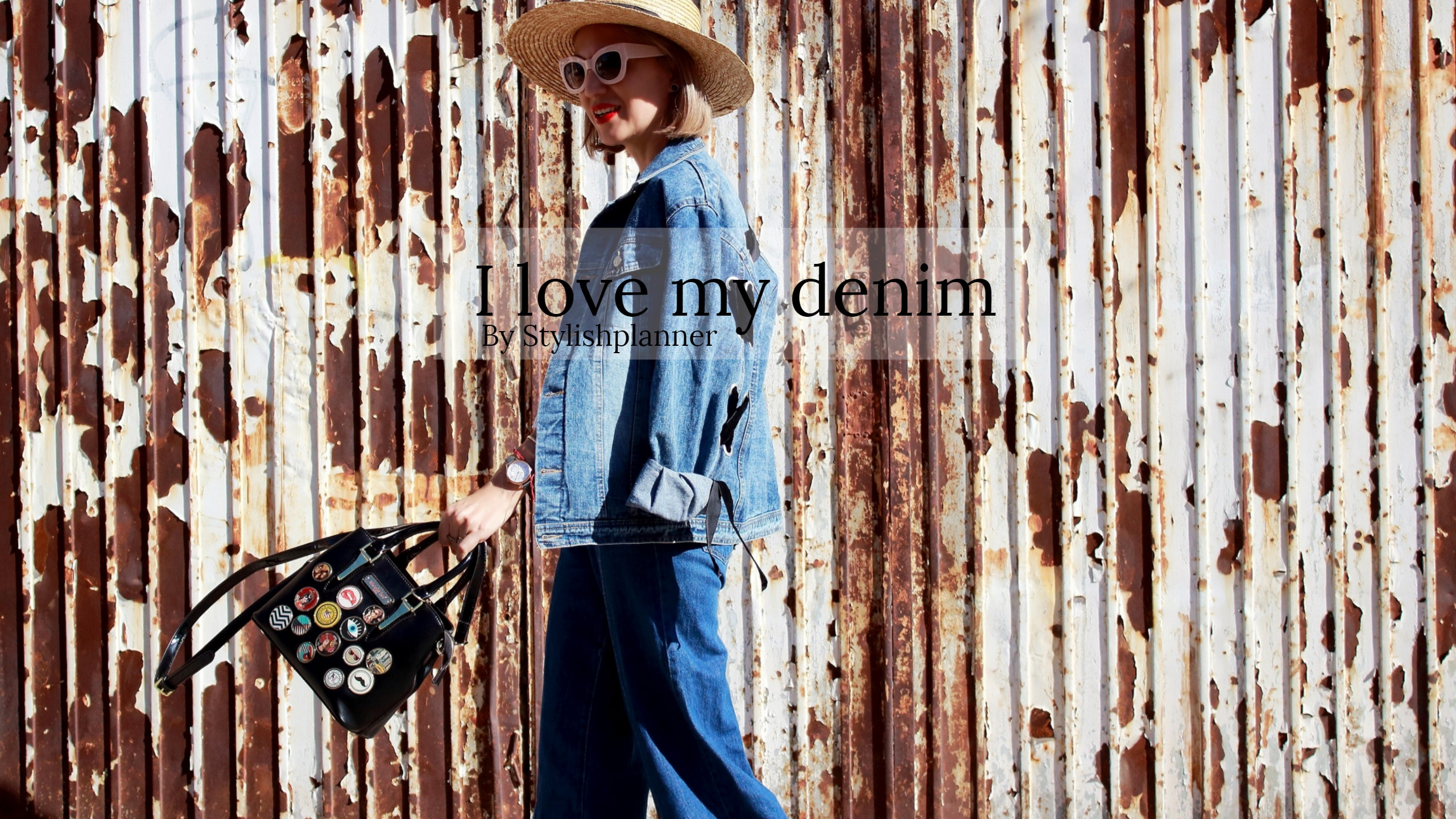 I love my denim