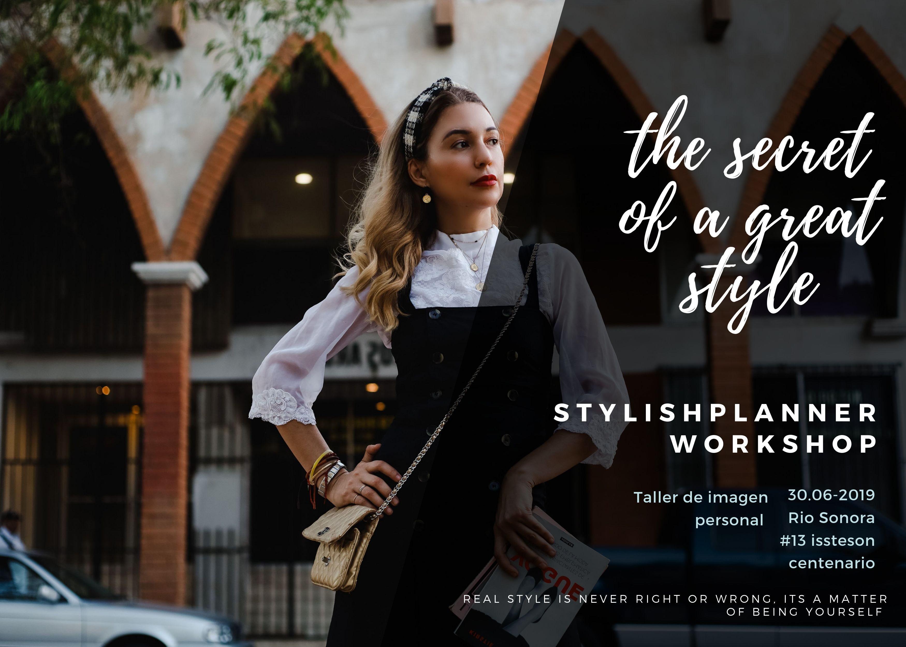 The secret of a great style