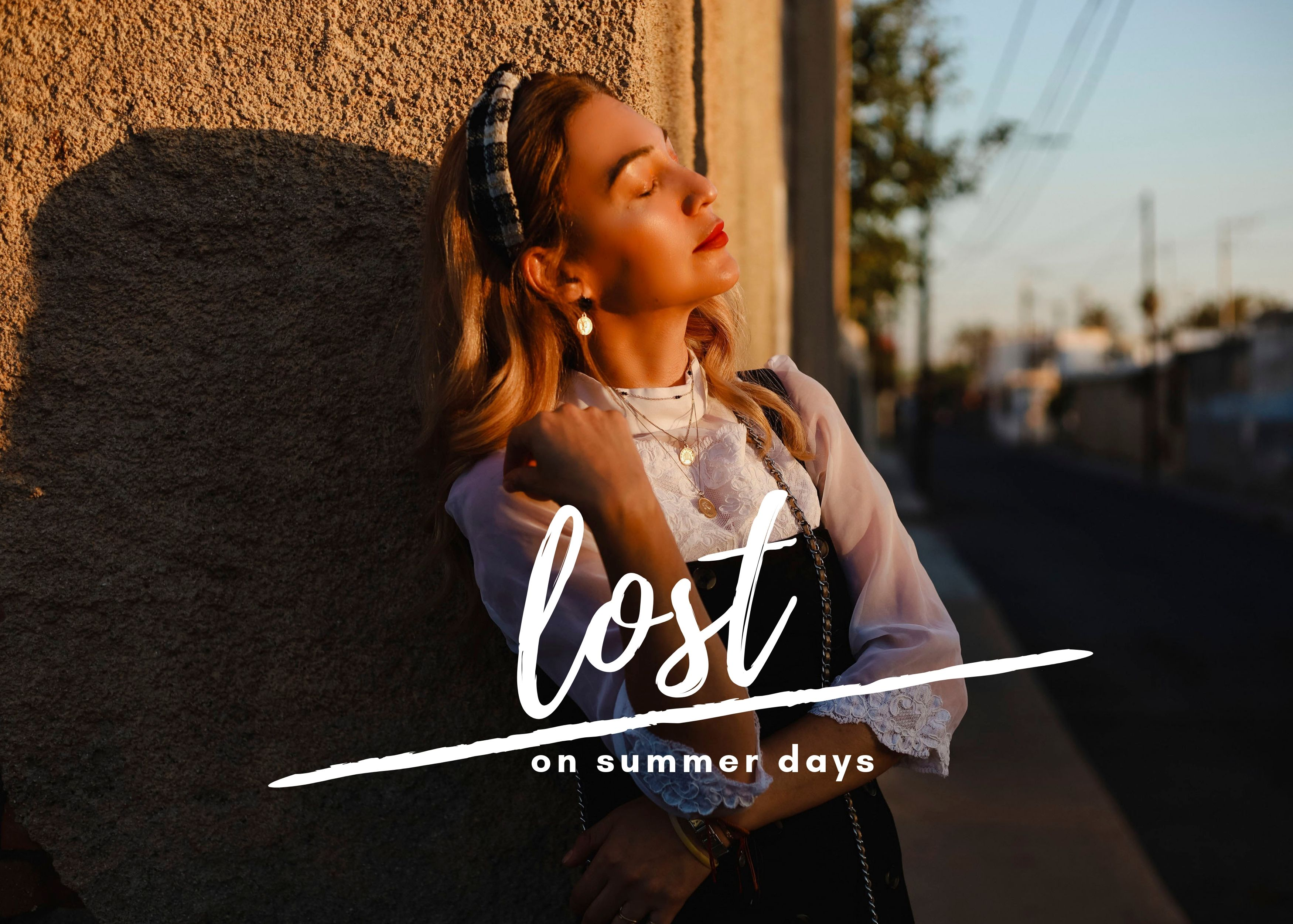 Lost on summer days