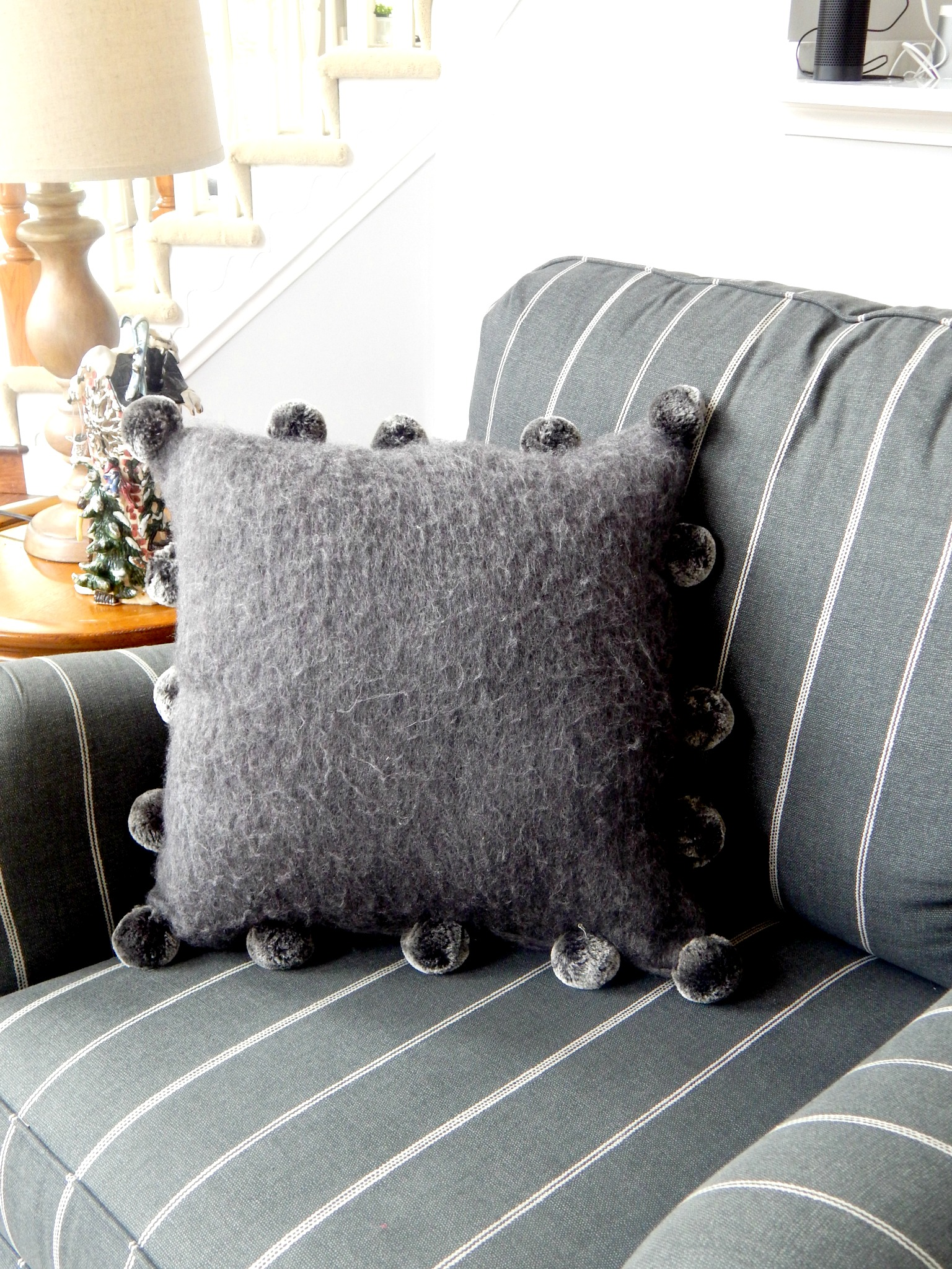 Friday Favorites Adding Warmth with Pillows  Throws