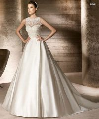San Patrick Wedding Dresses 2012 Glamour Collection
