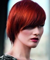 Trendy Hair Colors For 2012