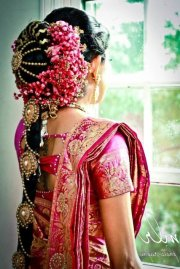 simple south indian hairstyles