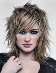 popular short punk hairstyles