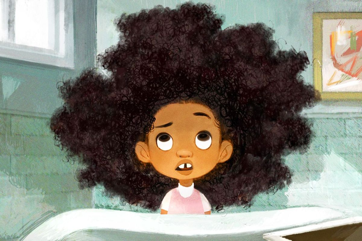 Short Film Hair Love Is Important Afro And Black Representation
