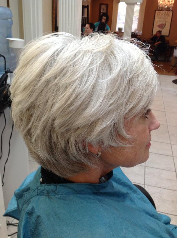 Gray Hair Styles Stylist225 Com Of Baton Rouge Salon Hair Stylist