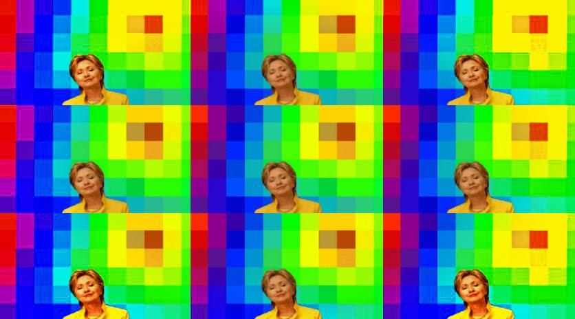 Hillary Clinton Presidenziali 2016: le 6 GIF più belle