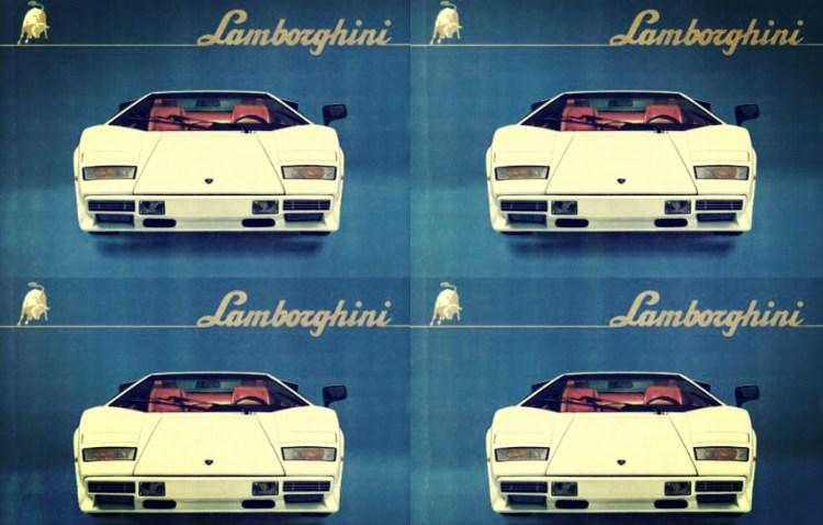 Lamborghini Countach Composite