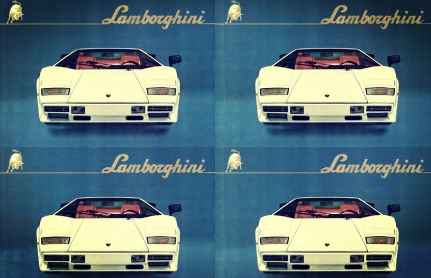 Lamborghini Countach: la curiosa origine del nome