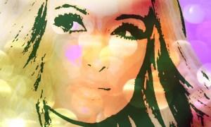 Paris Hilton PopArt