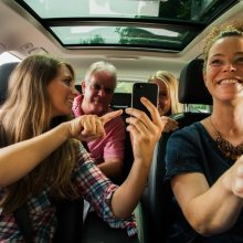 BlaBlaCar ride sharing