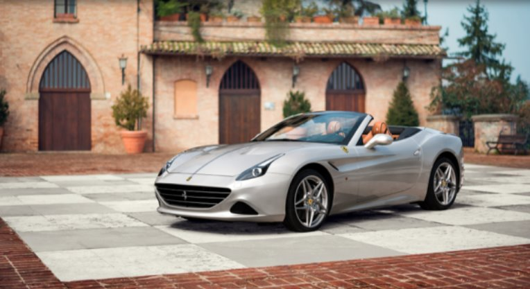 Ferrari Tailor Made California T