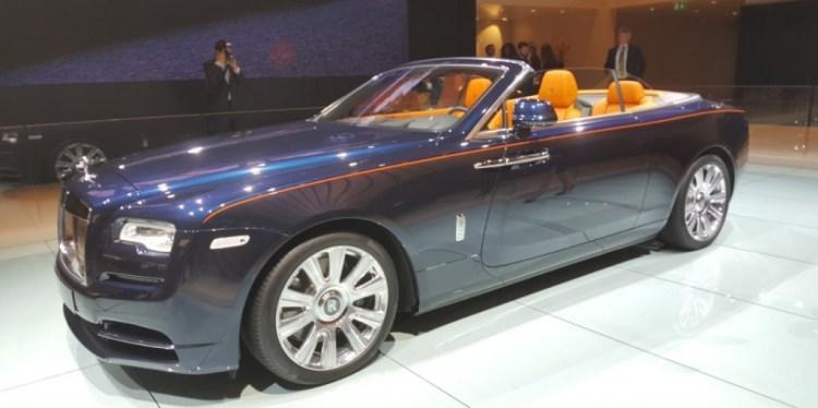 Rolls Royce Danw al IAA 2015