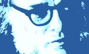 Isaac Asimov PopArt