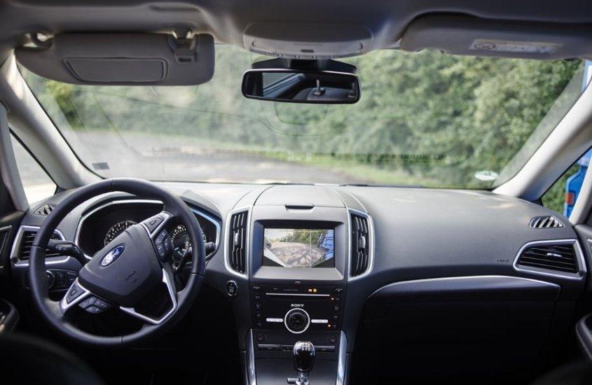 Guida autonoma Ford