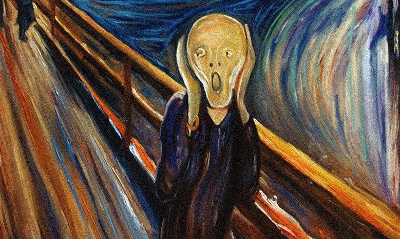 Urlo di Munch: ecco perché esistono quattro versioni