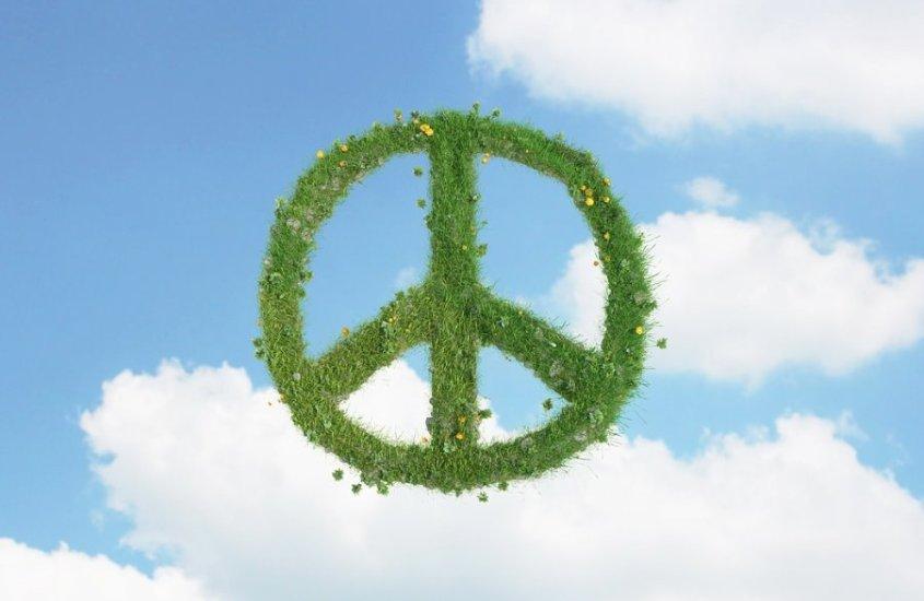 Simbolo della Pace: quando è nato e cosa vuol dire