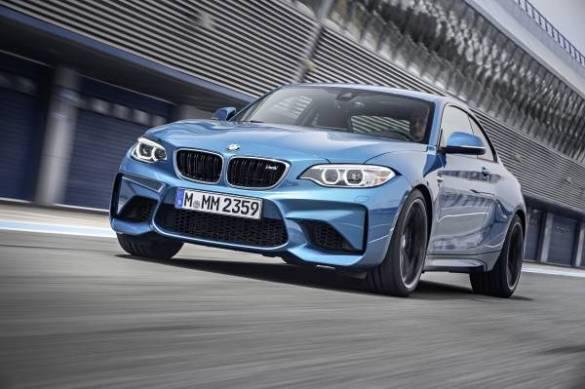 BMW M2 Naias 2016