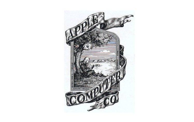 Apple logo originale