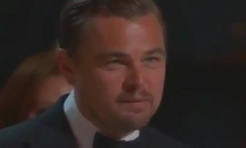 Oscar 2016: DiCaprio vince e Twitter esplode