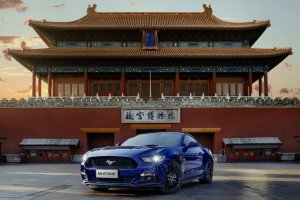 Ford Mustang Cina