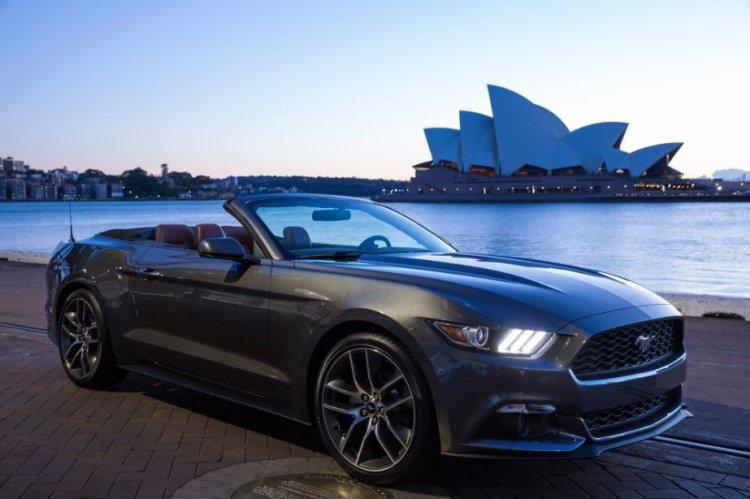 Ford Mustang Sydney