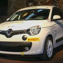 Renault Twingo R1: presentata a Milano