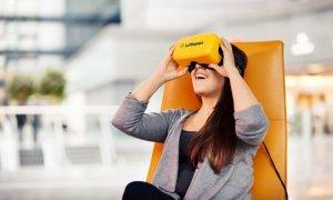 Lufthansa VR Milano Design Week