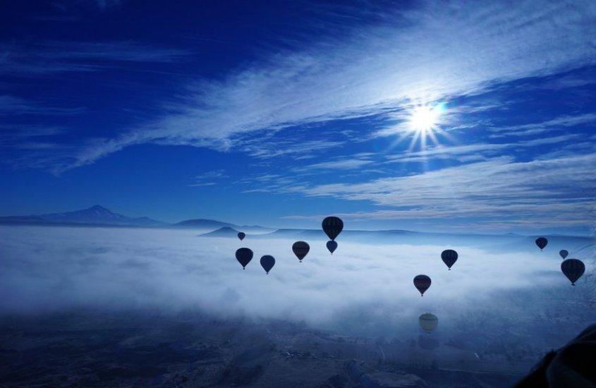 Mongolfiera: l'incredibile primo volo del 1783