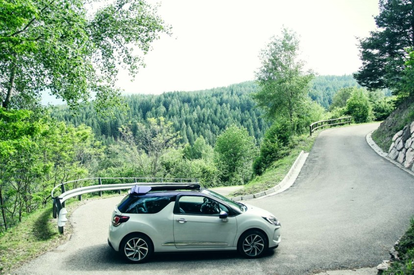 DS3 Cabrio (Shooting Stylology.it by Andrea Schiavina)