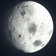 Neil Armstrong Luna