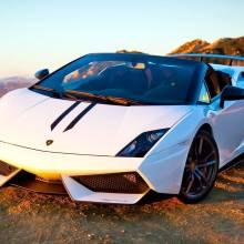 Lamborghini Gallardo cabrio