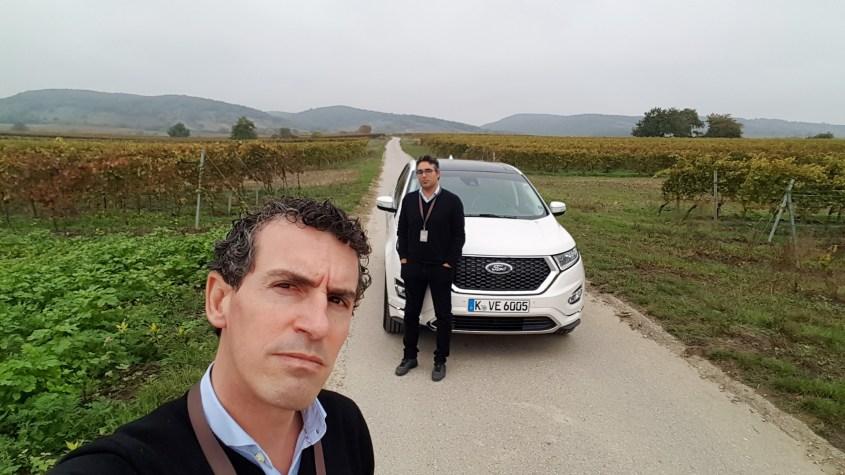 Ford Edge Vignale (con Silvio De Rossi e Raffaele Romeo Arena)