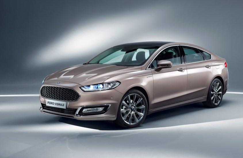 Ford Mondeo Vignale e S-MAX Vignale: esclusività su strada