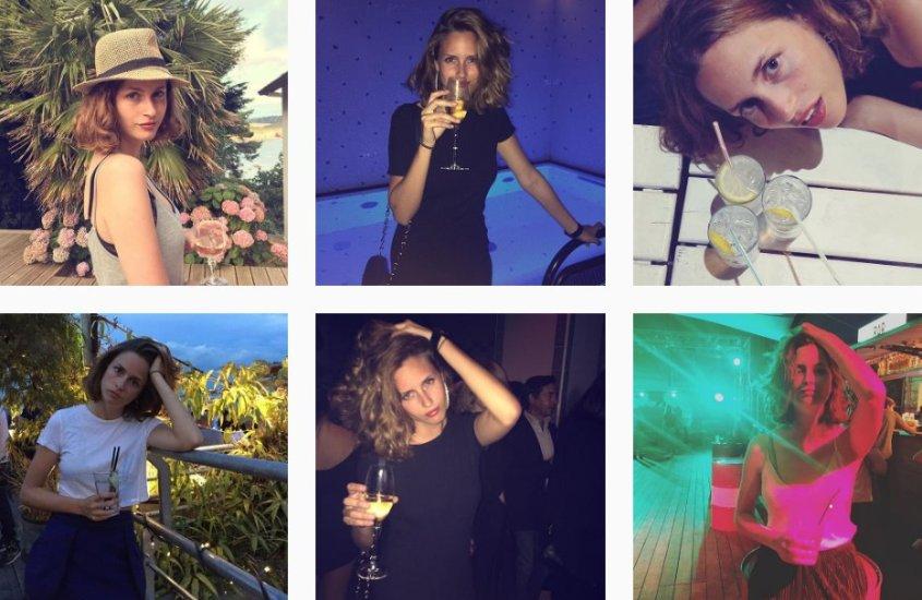 Louise Delage: campagna social da applausi su Instagram