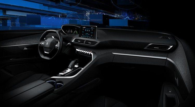 i-Cockpit Peugeot