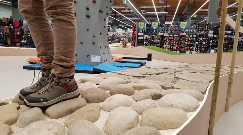Decathlon Experience a Villesse