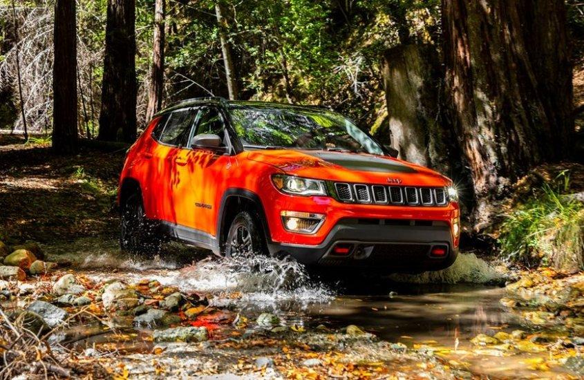 Jeep Compass alla conquista del mondo: ecco il SUV globale