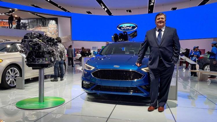 Moray Callum Ford Motor Company