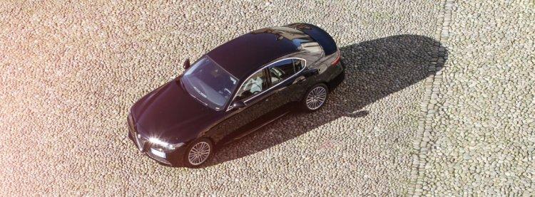 Alfa Romeo Giulia Giuliabeats