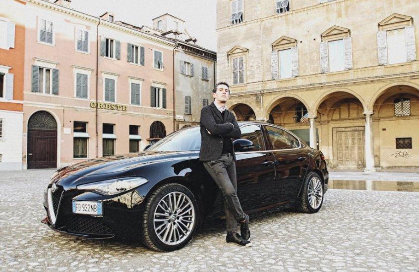 Nuova Alfa Romeo Giulia: il nostro viaggio #Giuliabeats