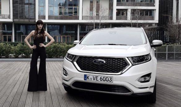 Ford Edge Vignale MFW