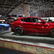 Alfa Romeo Stelvio - Ginevra 2017