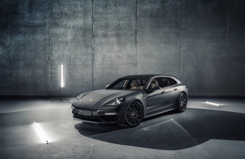 Porsche Panamera Sport Turismo: perfetto mix tra shooting brake e wagon