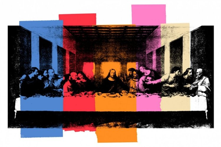 Sixty Last Supper
