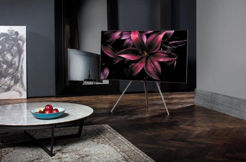 TV QLED by Samsung