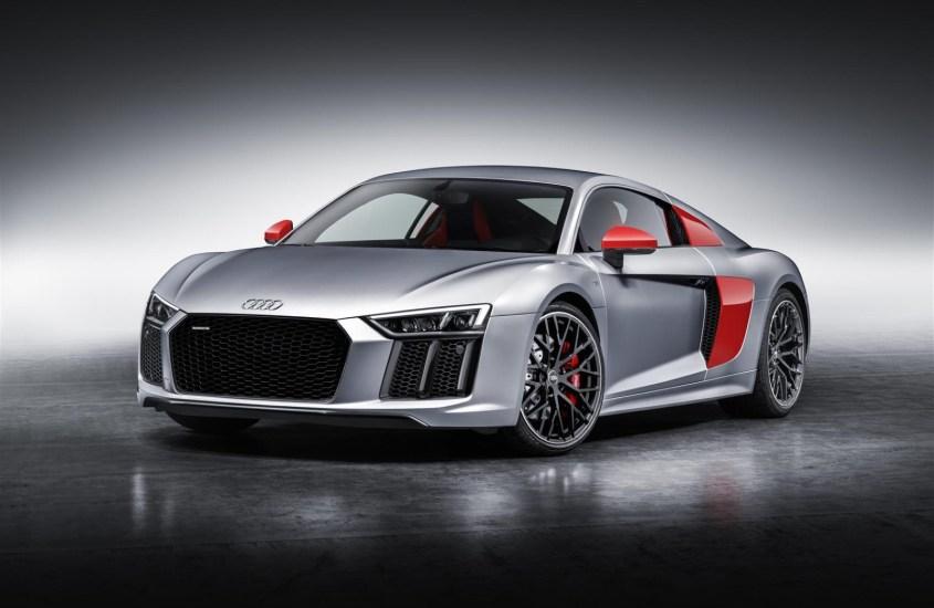 Audi R8 V10 Coupé limited edition: solo 200 esemplari