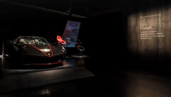 Cockpit Ferrari Poltrona Frau