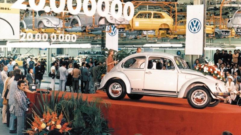 Volkswagen storia