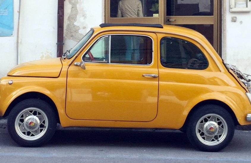 Fiat 500: la storia di una delle auto più amate dagli italiani